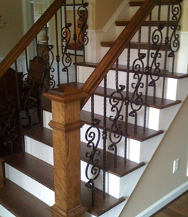 Green Step Flooring, Inc. Of Cary, NC Is One Of The Few Full Service  Hardwood Flooring Companies, That Has Qualified Staff For Any Staircase  Installation ...